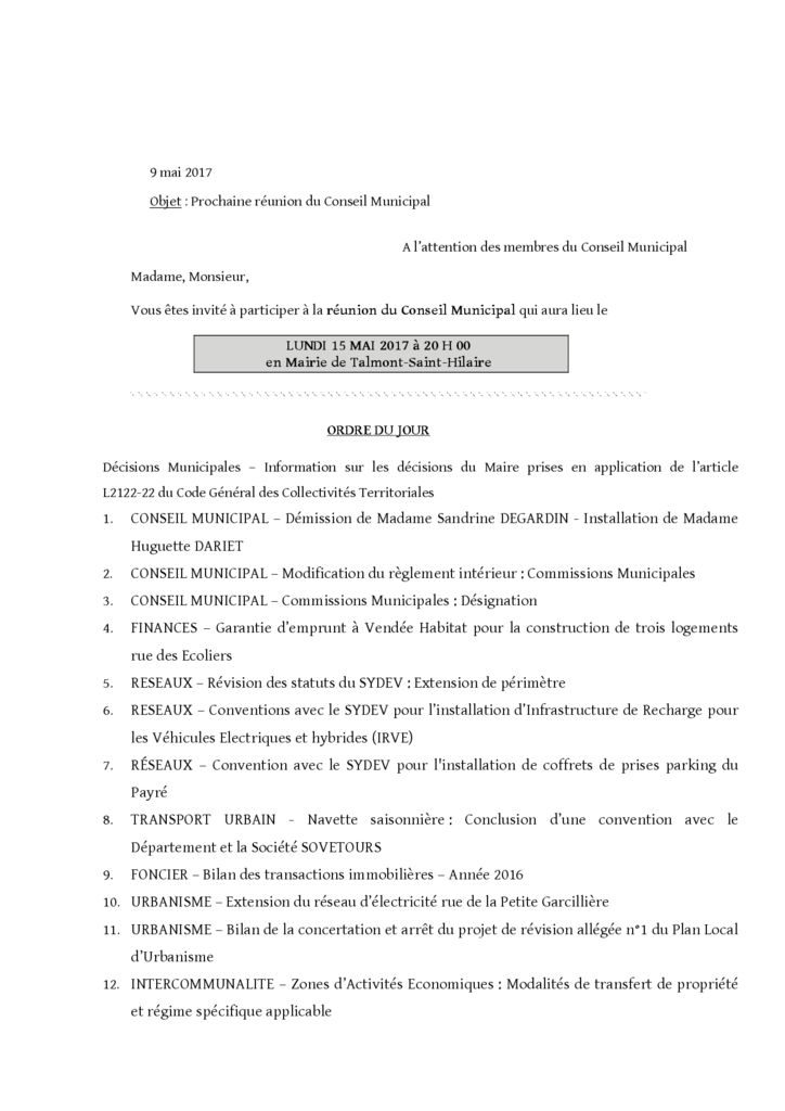 thumbnail of Ordre du jour CM 15 mai