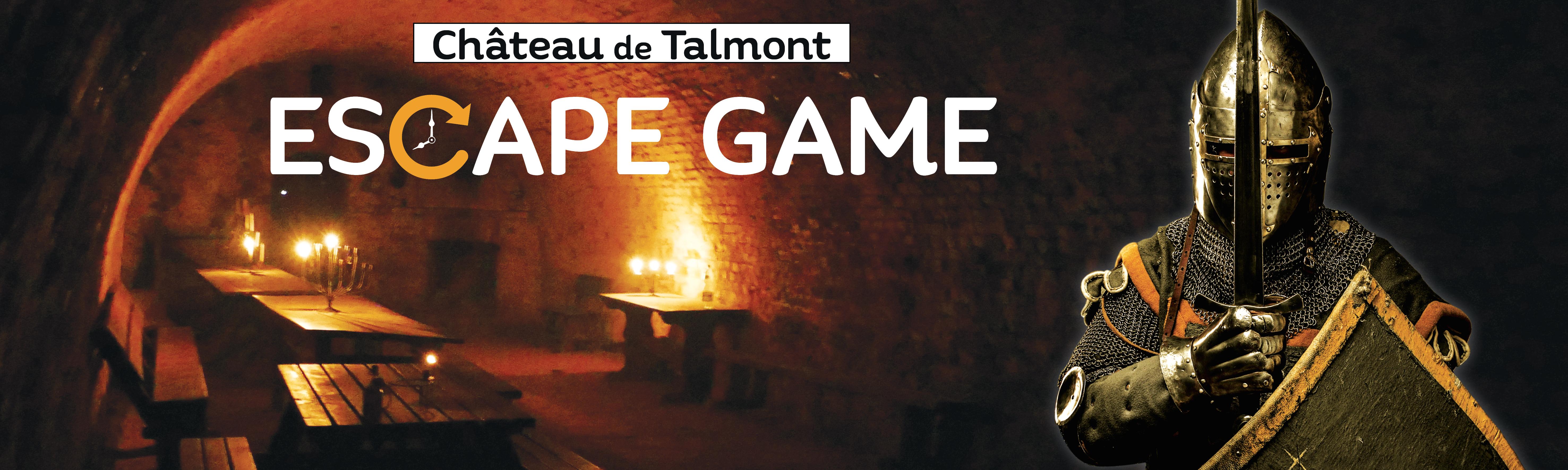 Echappez Vous Du Chateau Talmont Saint Hilaire