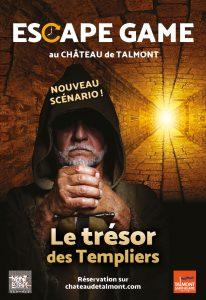 Nouvel Escape Game Au Chateau Talmont Saint Hilaire
